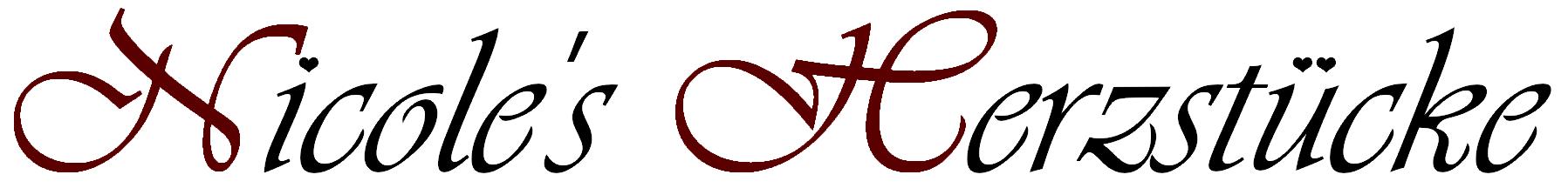 Nicole's Herzstücke-Logo